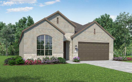 Highland Homes M3 Ranch: 50ft. lots subdivision 1311 Limestone Ridge Road Mansfield TX 76084
