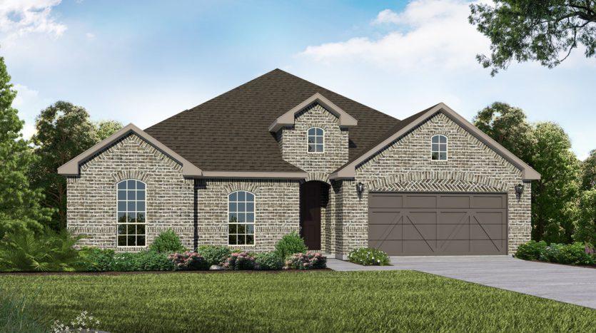 American Legend Homes Wildridge - 60s subdivision 9704 Grouse Ridge Oak Point TX 75068