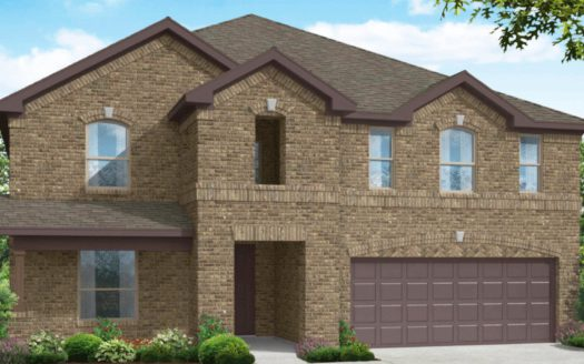 Impression Homes Magnolia Hills subdivision 1216 Collett Sublett Road Kennedale TX 76060