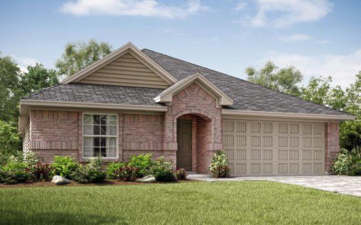 Lennar Northlake Estates Classics subdivision 1509 Adams Drive Little Elm TX 75068