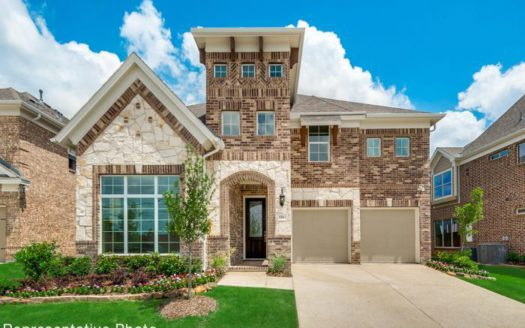 Grand Homes Country Club Estates subdivision 338 Myrtle Beach Drive Garland TX 75040