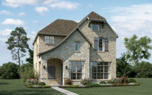 K. Hovnanian® Homes Villas at the Station subdivision 5510 Grand Avenue Sachse TX 75048