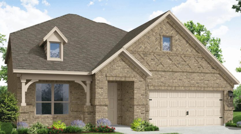 Impression Homes Creek Valley subdivision 1621 East Centerville Road Garland TX 75041