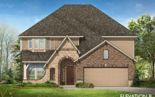 Bloomfield Homes Hagan Hill subdivision 6432 Park Vista Drive Mesquite TX 75181