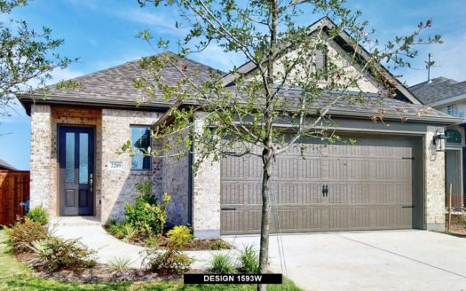 Perry Homes Devonshire - Reserve 40' subdivision 2209 ROTHBURY DRIVE Forney TX 75126