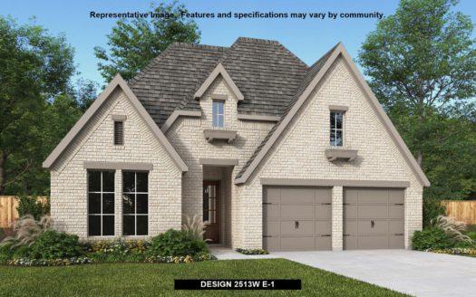 Perry Homes Pecan Square 50' subdivision 2229 LAZY DOG LANE Northlake TX 76247