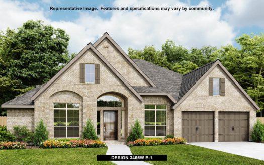 Perry Homes Liberty 70' subdivision 3711 Republic Trail Melissa TX 75454
