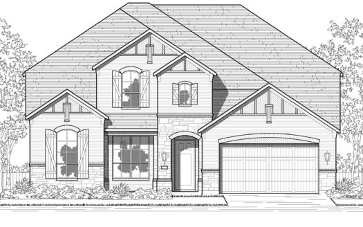 Highland Homes Wildridge: Artisan Series - 60ft lots subdivision 9705 Rubicon Trail Oak Point TX 75068