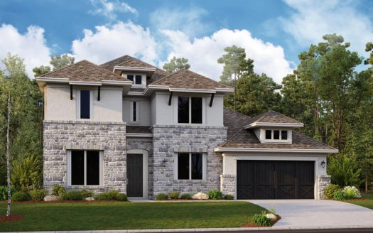 Mattamy Homes Villages of Hurricane Creek subdivision 305 Rolling Meadow Court Anna TX 75409