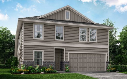 Lennar Avery Pointe Watermill subdivision 320 Copper Switch Drive Anna TX 75409