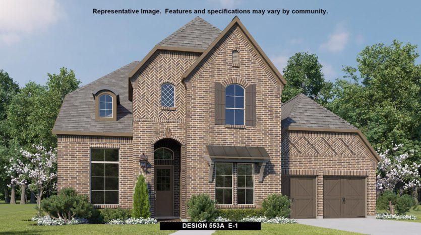 BRITTON HOMES Mustang Lakes 60' subdivision 3221 SUNDAY SILENCE LANE Celina TX 75009