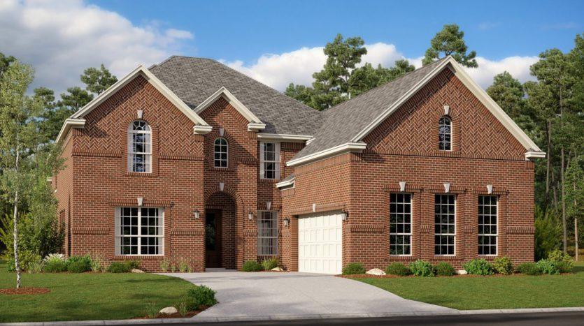 Village Builders Stoney Creek subdivision 329 Redstone Drive Sunnyvale TX 75182