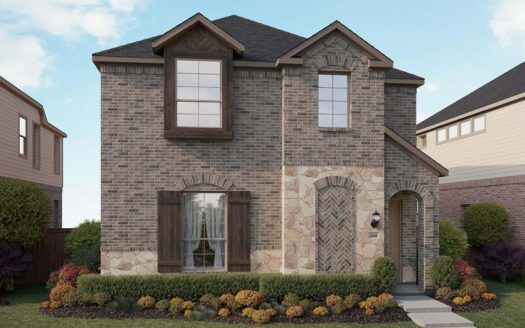 Gehan Homes Viridian subdivision 4318 Maple Bloom Drive Arlington TX 76005
