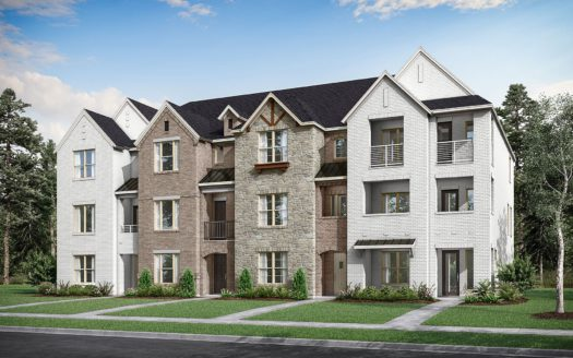 Mattamy Homes Wade Settlement Townhomes subdivision Coming Soon Frisco TX 75034