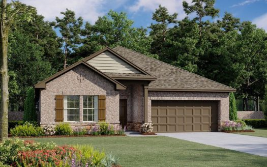 Ashton Woods Meadow Run subdivision 4011 Blue Stem Boulevard Melissa TX 75454