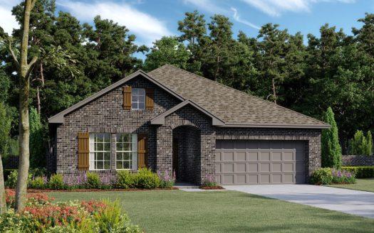 Ashton Woods Meadow Run subdivision 4004 Blue Stem Boulevard Melissa TX 75454