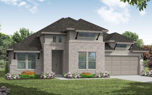 Coventry Homes Sandbrock Ranch subdivision 1713 Sandbrock Drive Aubrey TX 76227