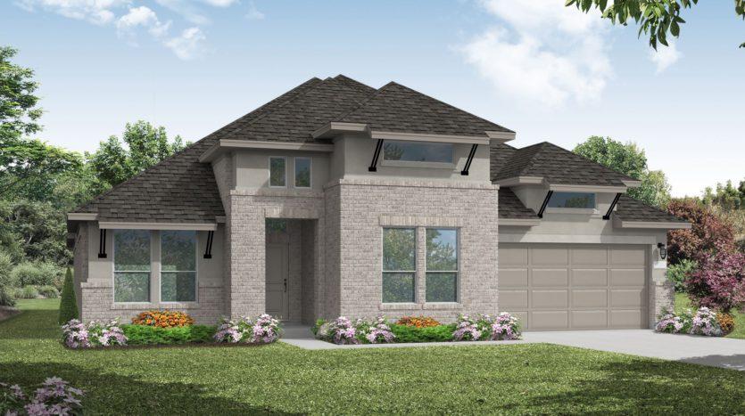 Coventry Homes Edgestone at Legacy subdivision 4155 Vivion Drive Frisco TX 75034