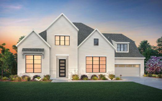 Drees Custom Homes Windsong Ranch subdivision 4451 Acacia Parkway Prosper TX 75078