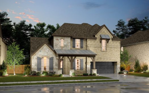 K. Hovnanian® Homes South Pointe subdivision 1715 Burney Street Mansfield TX 76063