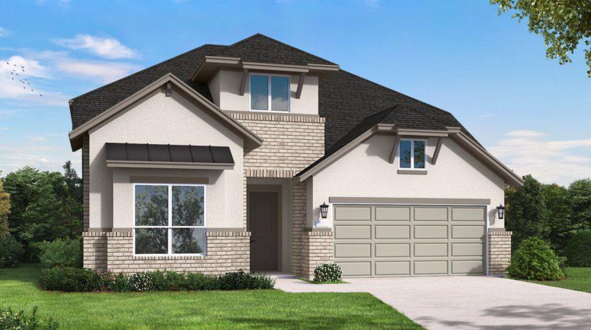 Coventry Homes Trailwood 50' & 60' Homesites subdivision  Roanoke TX 76262