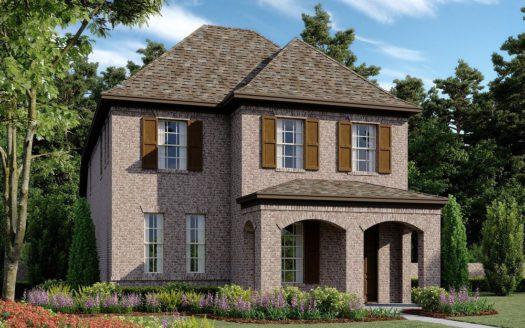 Ashton Woods Southern Hills subdivision 8721 Barnbougle Dunes Drive McKinney TX 75070