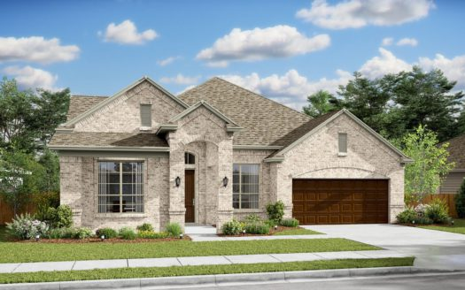 K. Hovnanian® Homes South Pointe subdivision SE Q of Hwy 287 and Lone Star Road Mansfield TX 76063