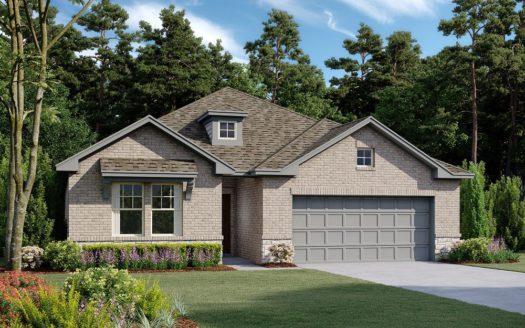 Ashton Woods Meadow Run subdivision 4008 Blue Stem Boulevard Melissa TX 75454