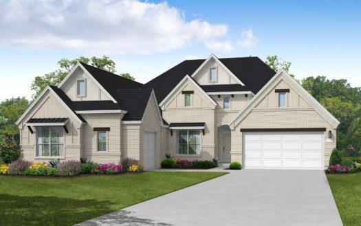 Coventry Homes Wildridge 70' Homesites subdivision 9812 Boulder Ridge Bend Oak Point TX 75068