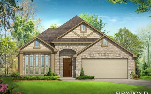 Bloomfield Homes Dove Chase subdivision 1505 Nighthawk Lane Mansfield TX 76063
