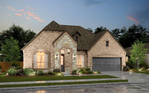K. Hovnanian® Homes South Pointe subdivision 1805 Birch Street Mansfield TX 76063