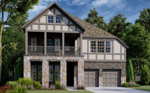 Ashton Woods University Place subdivision 8136 Mary Curran Court Dallas TX 75252