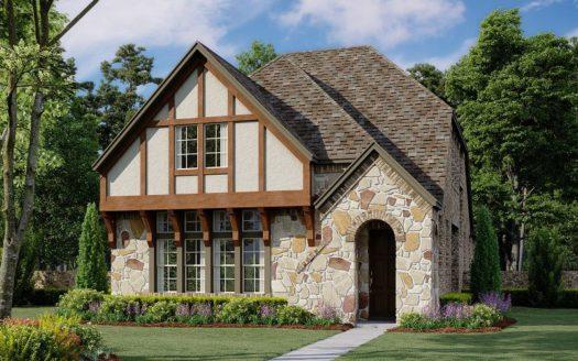 Ashton Woods Southern Hills subdivision 8224 Bethpage Drive McKinney TX 75070