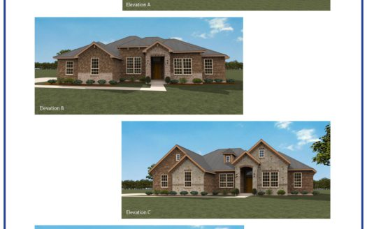 Altura Homes Berkshire Estates subdivision by Appointment Mesquite TX 75149