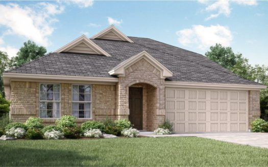 Lennar Trinity Crossing 50 subdivision 2513 Skip Away Court Forney TX 75126