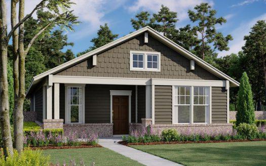 Ashton Woods Pecan Square subdivision 2308 Elm Place Northlake TX 76247