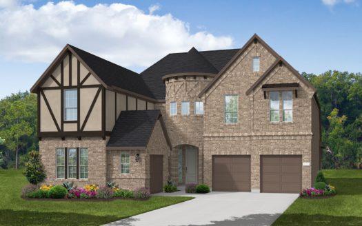 Coventry Homes Saddle Star Estates subdivision 2336 Miranda Lane Rockwall TX 75087