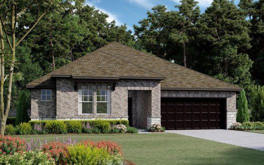 Ashton Woods Meadow Run subdivision 4009 Blue Stem Boulevard Melissa TX 75454