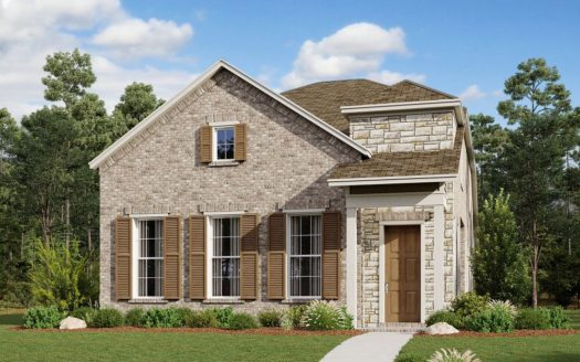 Ashton Woods The Station subdivision 5502 Waterloo Drive Sachse TX 75048
