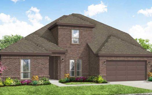 Impression Homes Riverwalk subdivision 810 Comal Drive Mansfield TX 76063