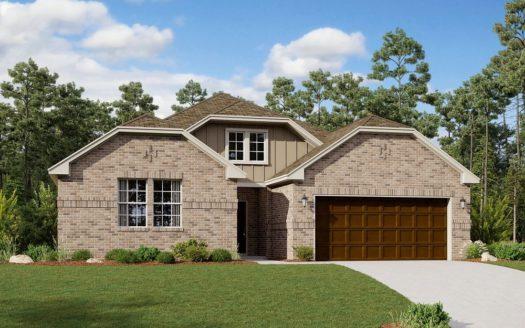 Ashton Woods Meadow Run subdivision 4007 Blue Stem Boulevard Melissa TX 75454