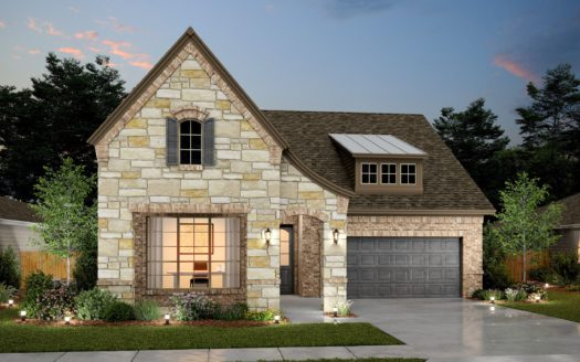 K. Hovnanian® Homes South Pointe subdivision 1901 Birch Street Mansfield TX 76063