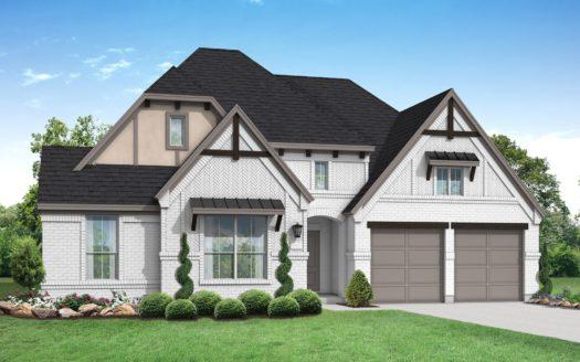 Coventry Homes Pecan Square subdivision 2904 Dunbar Dr Northlake TX 76247
