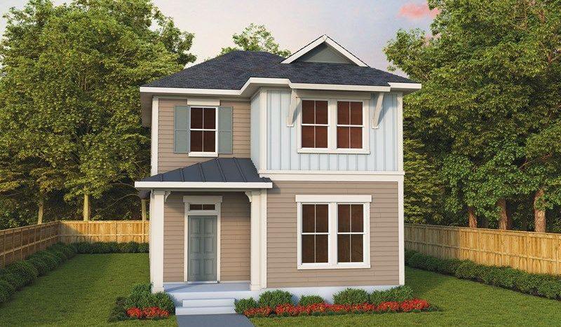 David Weekley Homes HomeTown Garden subdivision 8801 Redding Street North Richland Hills TX 76180