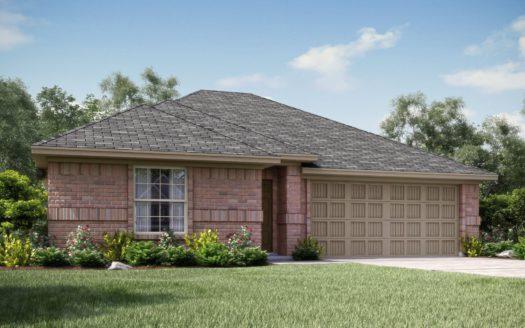 Lennar Woodcreek subdivision 843 McCall Drive Fate TX 75087