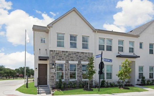 Ashton Woods Legends Crossing subdivision 9901 Schramm Street Irving TX 75063