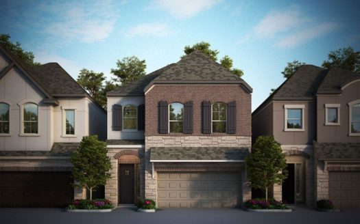 David Weekley Homes Enclave at Lake Highlands Town Center - Park Series subdivision 7113 Copperleaf Drive Dallas TX 75231