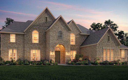 Village Builders Gean Estates subdivision 905 Bluebonnet Drive Keller TX 76248