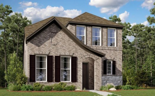 Ashton Woods The Station subdivision 5421 Depot Drive Sachse TX 75048
