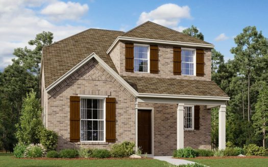 Ashton Woods The Station subdivision 5414 Depot Drive Sachse TX 75048